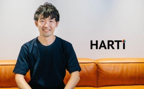 株式会社HARTi代表取締役 吉田 勇也様