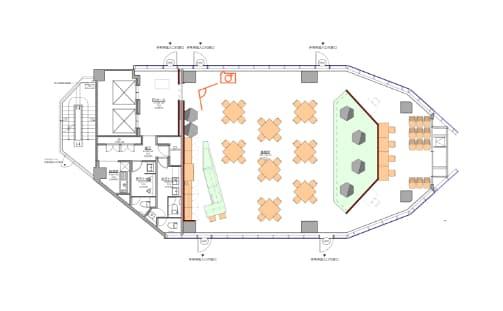 6F イベントスペース・会議室