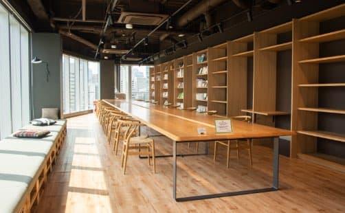 8F コワーキングスペース・専用スペース・専用執務室